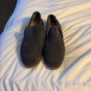 Dolce Vita suede loafers gay size 11
